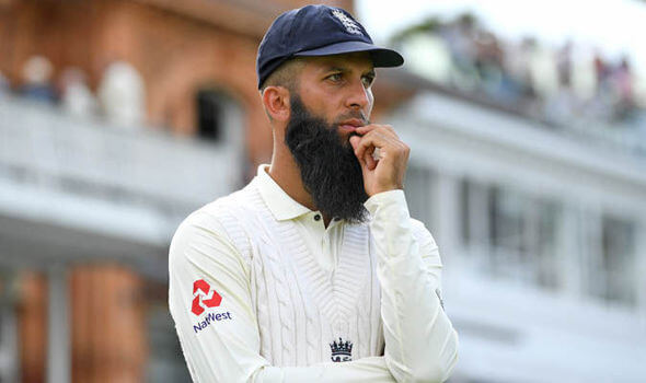 Moeen Ali cricket player