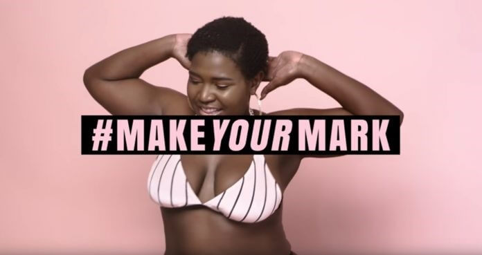 Missguided - make your mark campaign