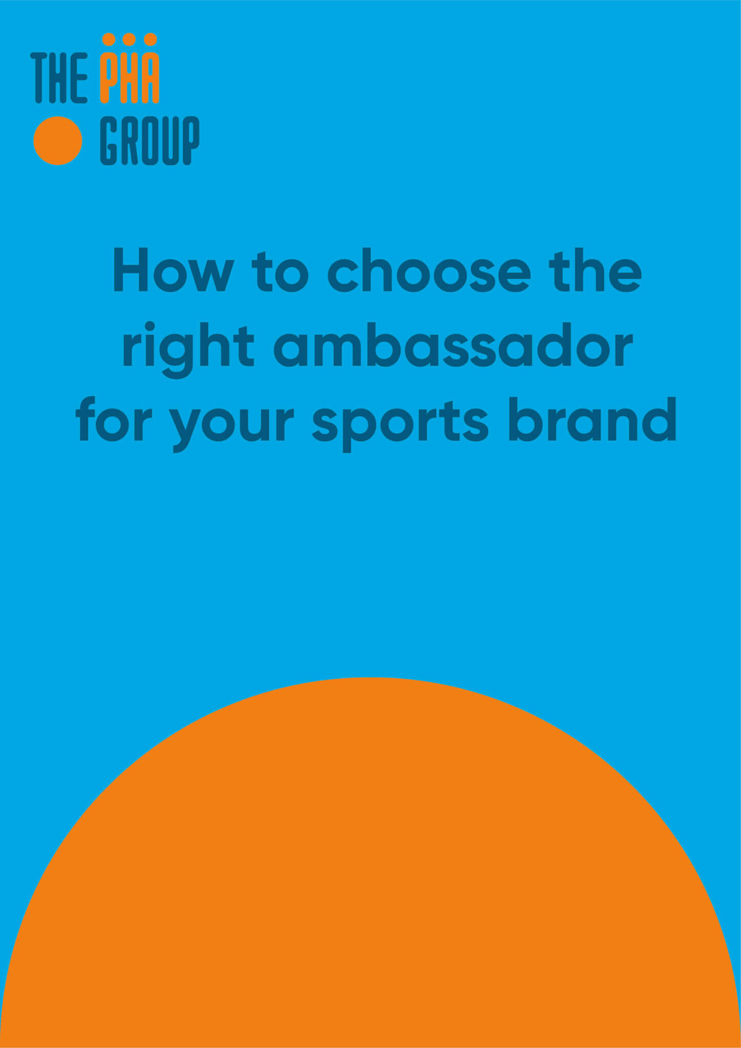 How to choose the right ambassador for your sports brand