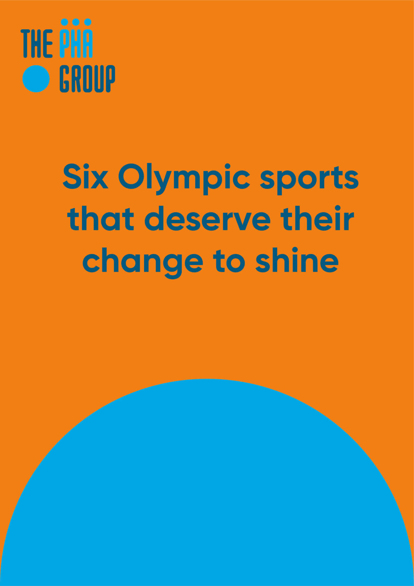 Six Olympic sports that deserve their chance to shine