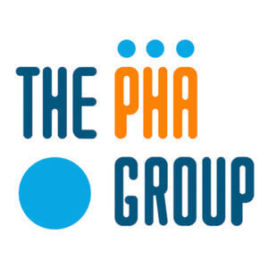 The PHA Group logo