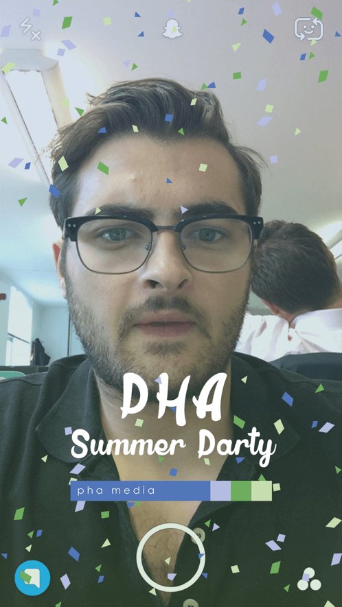 PHA Snapchat