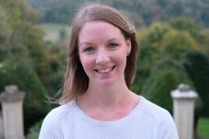 Laura Hutton Quantexa Women Gender Equality for #PressForProgress