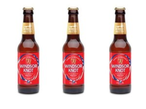 Windsor Knot beers limited edition for Royal Wedding 2018