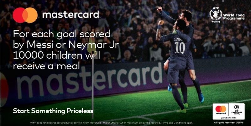 mastercard own goal with World Cup PR stunt