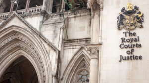 Royal Courts - Sir Cliff Richard