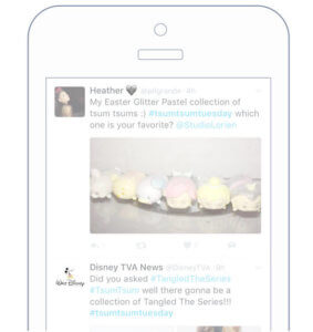 Disney Tsum Tsum - The PHA Group Twitter feeds
