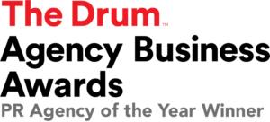 The Dum Award - PR Agency of the year winner