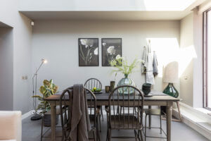 Hostmaker case study imagery from a house in Islington