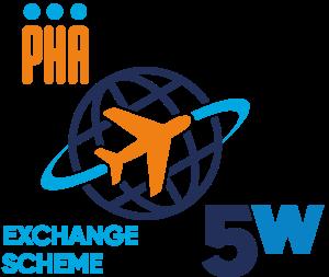 PHA Exchange Scheme Logo- PHA 5W