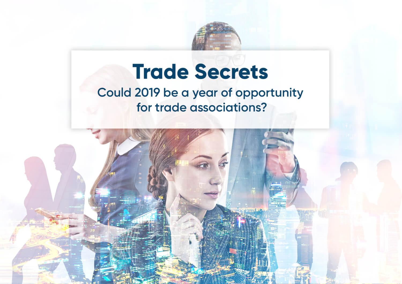 Trade secrets communication