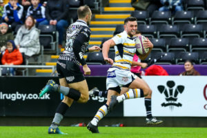 Ospreys v Worcester Warriors 120119