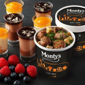 Monty's Bakehouse Hot Pot & Desserts