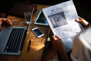 Taking control of the narrative of a story for your business