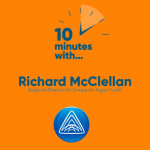 Ten minutes with Richard McClellan - podcast