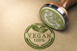 Vegan Rubber Stamp Image - The PHA Group