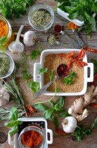 Natural Organic ingredients - The PHA Group