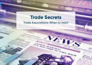 Trade Secrets: when to react - The PHA Group