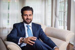 Rajiv Nathwani headshot