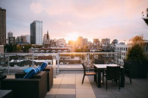 Rooftop bars - The PHA Group