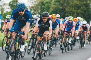 road cycling race