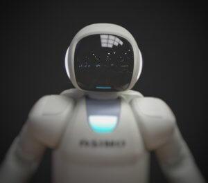 AI summit robot