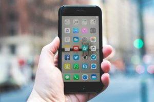social media phone app