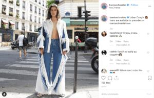 Ksenia Schnaider fashion sustainable