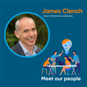 James Clench meet our people journalism