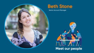Meet our people beth Stone healthcare