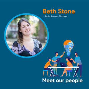 Meet our people Beth Stone Medical