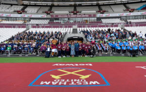 West Ham United - The Players Project Launch