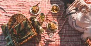 picnic london summer sustainable