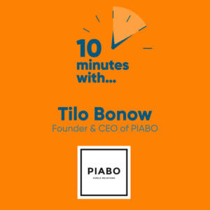 Tilo Bonow - The PHA Group - Ten Minutes With