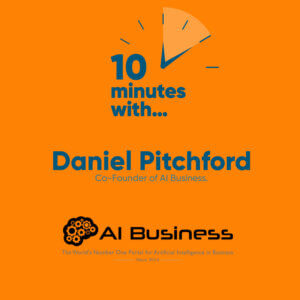 Daniel Pitchford Ten Minutes With Podcast