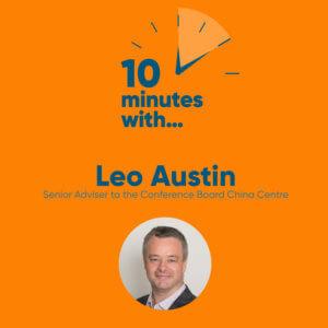 Leo Austin - Ten minutes with