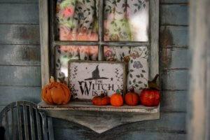 halloween seasonal decoration homeware