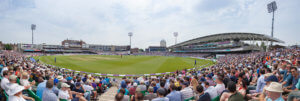 The Oval cricket ground - pano
