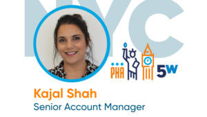 Senior Account Manager Kajal Shah
