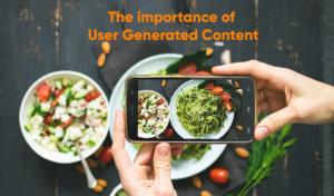 UGC blog social media