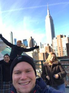 PHA in New York