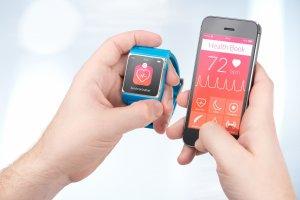 health tech tracker and app