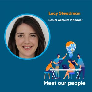 Lucy Steadman, meet our people