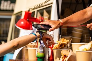Tappit food stand payment