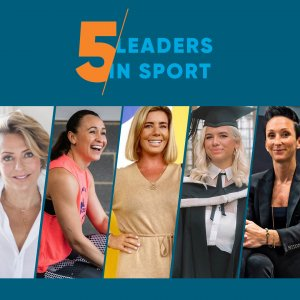 five leaders in sport
