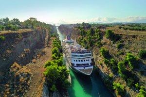Braemar Corinth Canal transit - October 2019 (3)