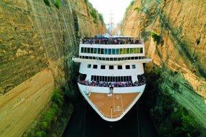 Braemar Corinth Canal transit - October 2019 (4)